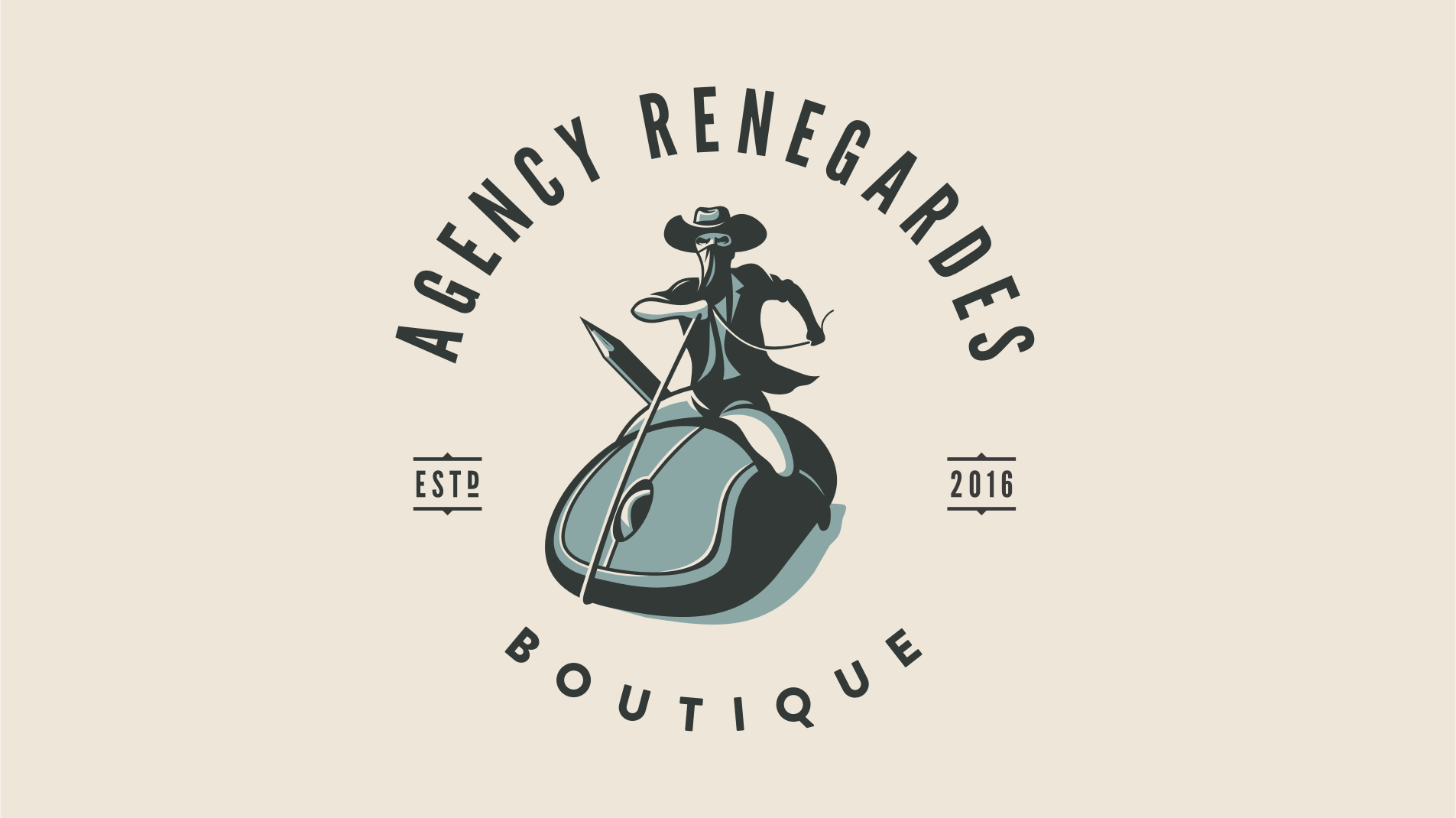 Agency Renegades logo