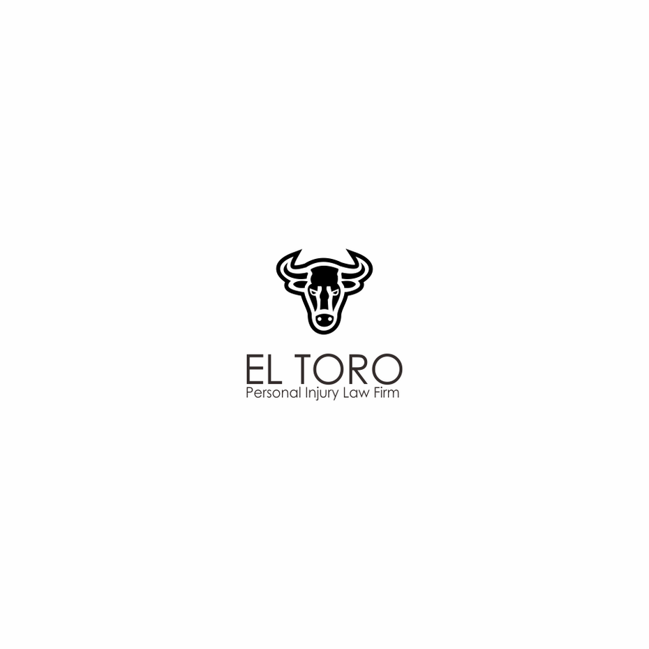 31 law firm logos that raise the bar 99designs bulls head legal logo design biocorpaavc Gallery
