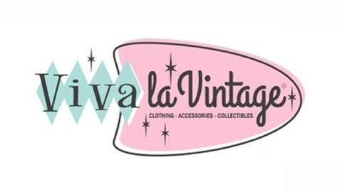 Viva la Vintage logo