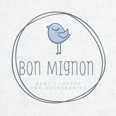 Logo Design for the Fashion Brand Bon Mignon