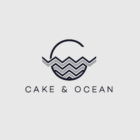 Logo Design for the Fashion Brand Cake and Ocean