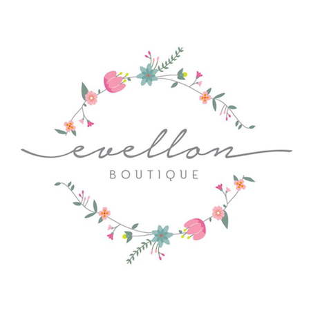 Logo Design for the Fashion Brand evellon boutique