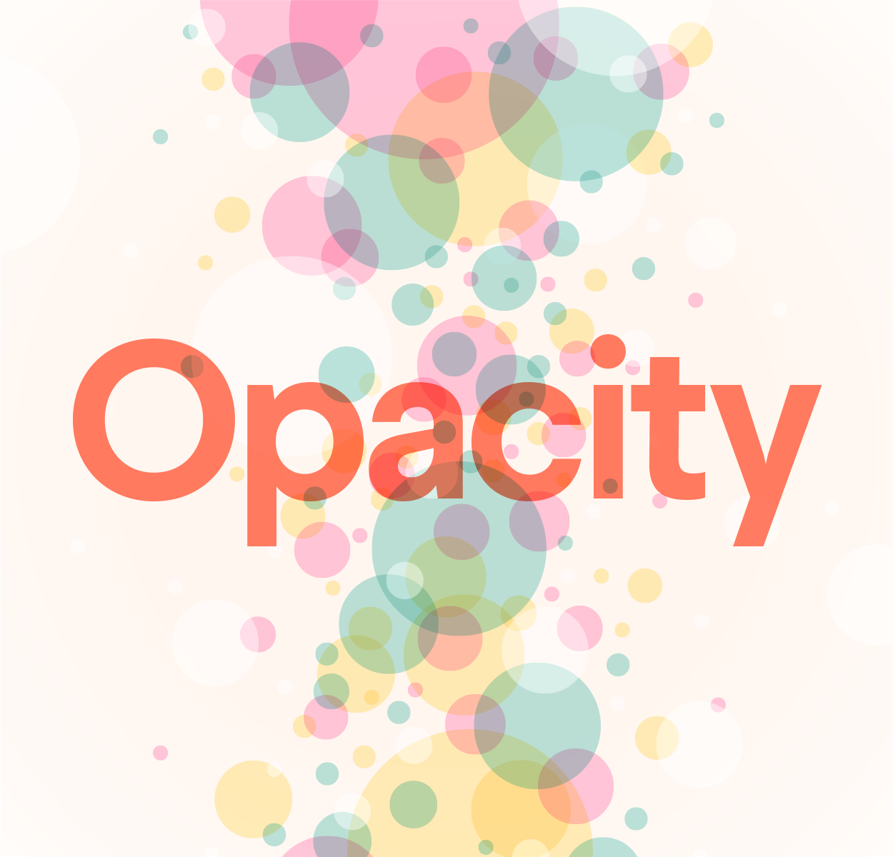 Image result for opacity graphic design