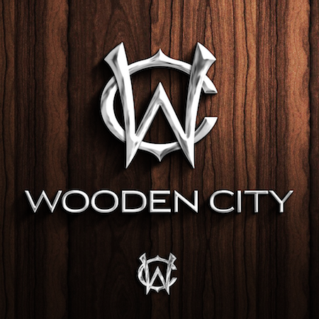 Logo design for the Brand Wooden City