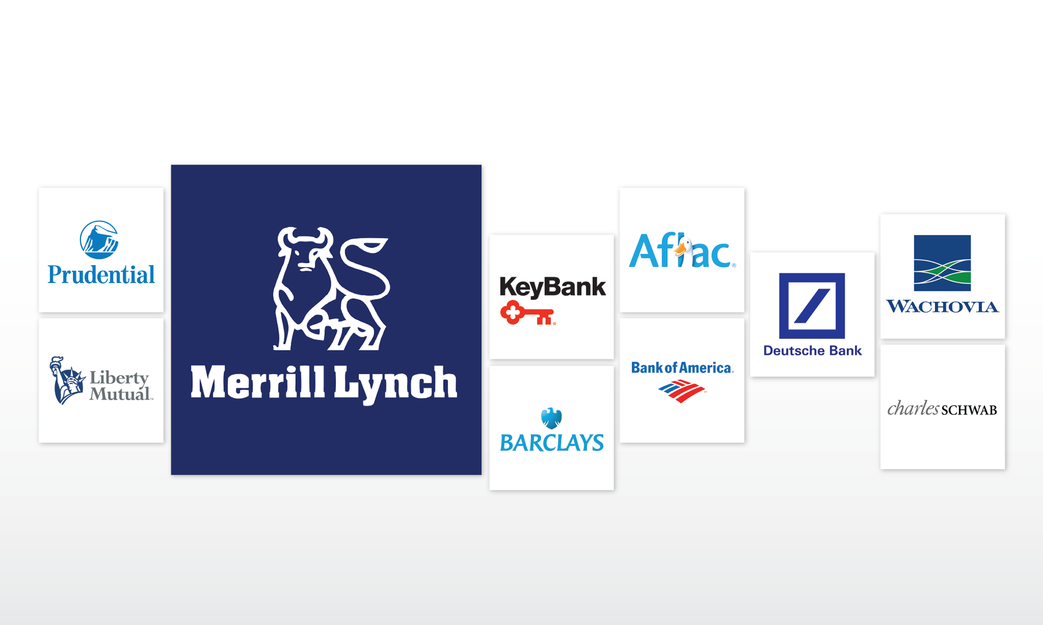 63 banking, finance and accounting logos that are on the money