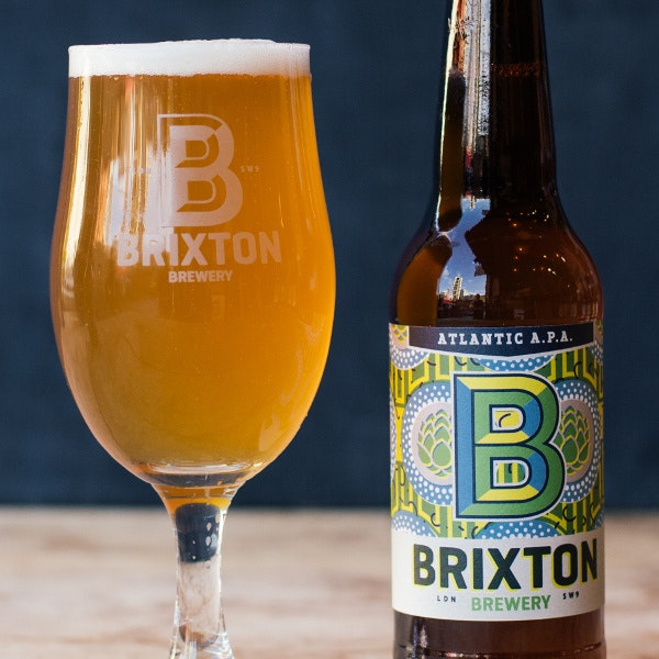 Atlantic APA by Brixton Brewery