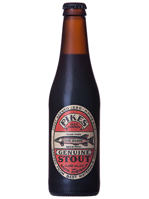 Pikes Genuine Stout