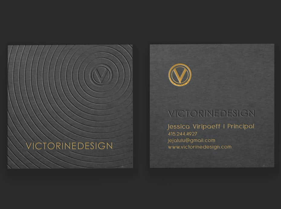 7 business card design tips that will rock your brand - 99designs