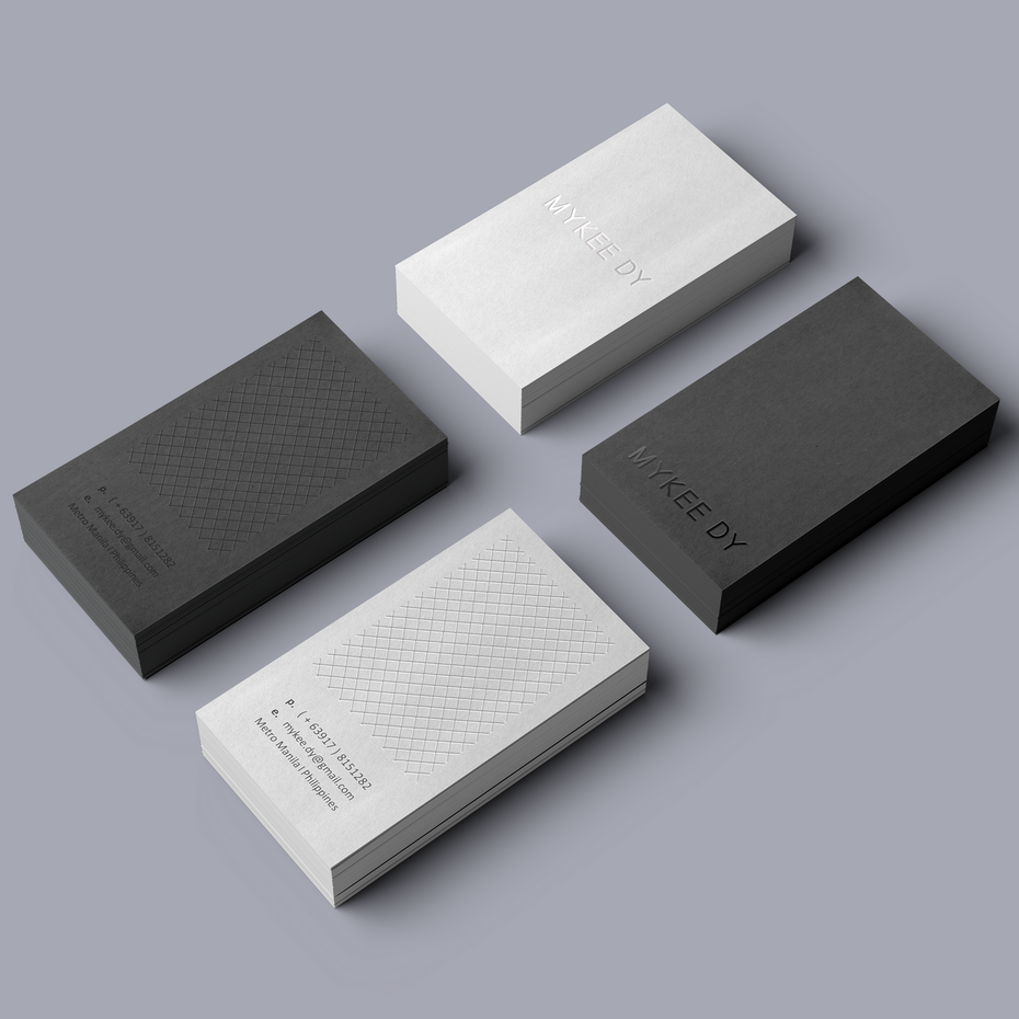 28 Cool Business Card Ideas That Seal The Deal 99designs