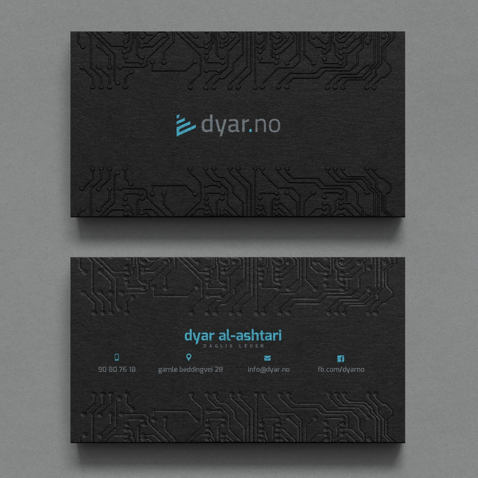 7 business card design tips that will rock your brand 99designs blog business card design magicingreecefo Gallery
