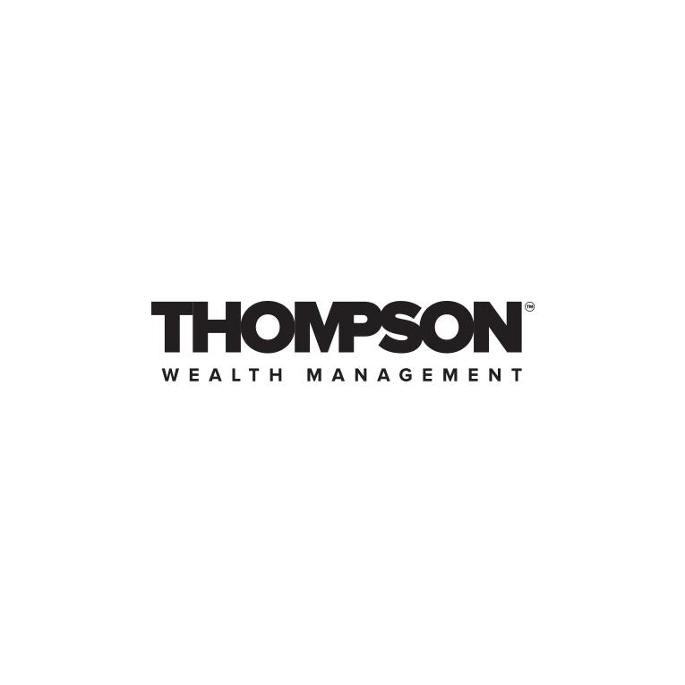 bold typeface logo