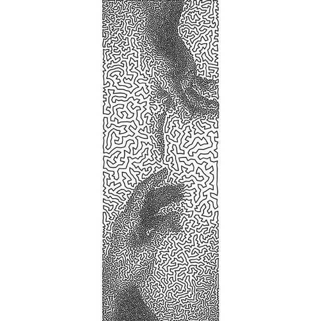 hand maze pattern