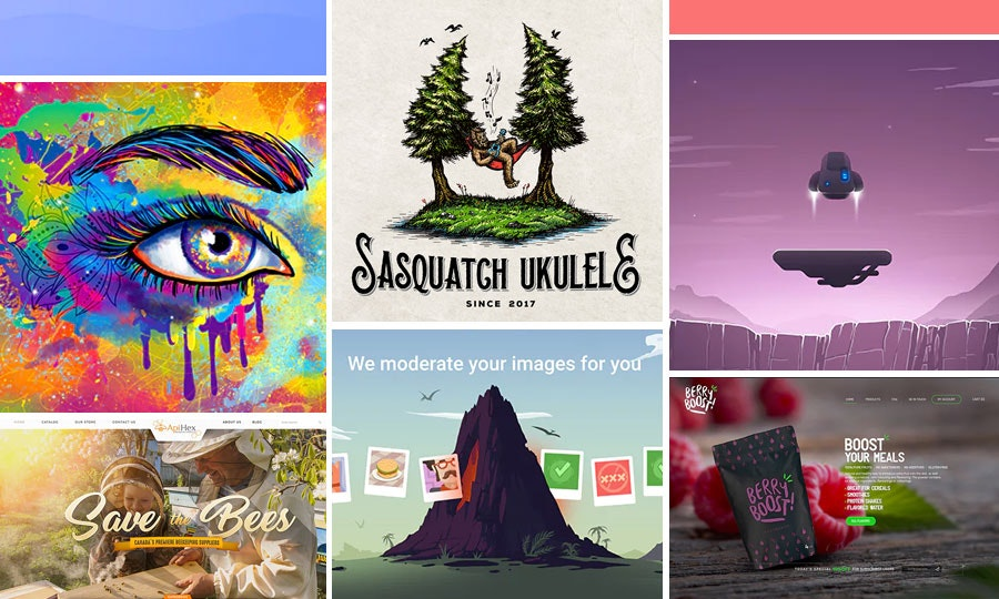 March Top 9 at 99 | Digital design