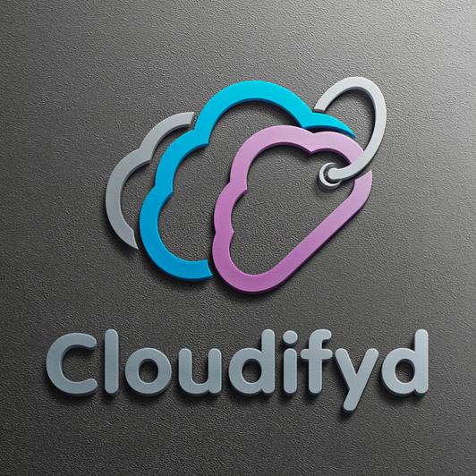 Cloudifyd logo design