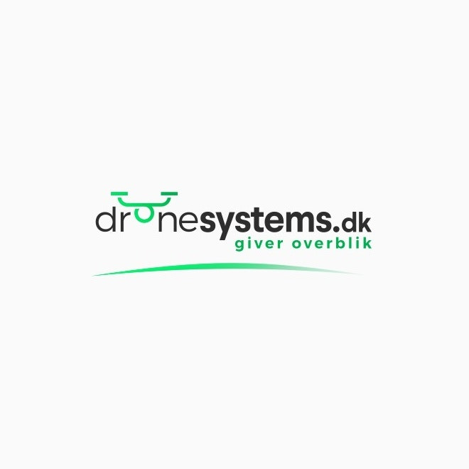Drone systems logo design