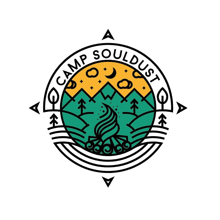 Educational camp logo design