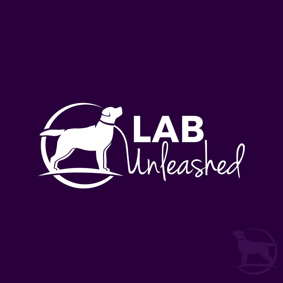 Lab Unleashed logo design