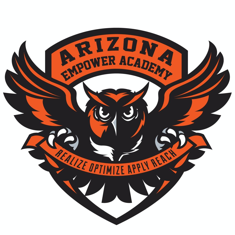 Owl mascot logo design
