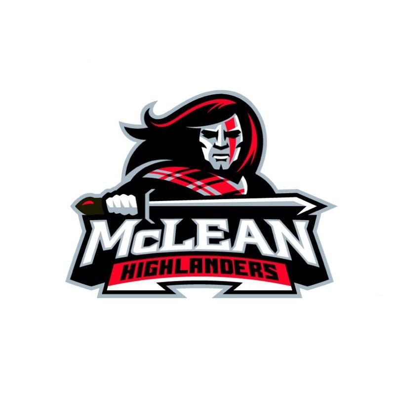 High school logo mascot design