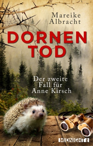 Dornen Tod E-Book-Coverdesign