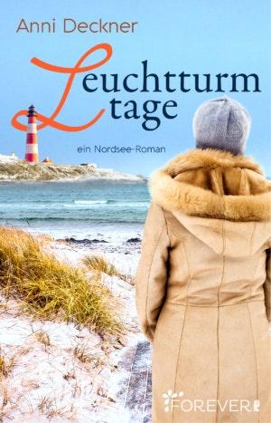 Leichtturm Tage E-Book-Coverdesign
