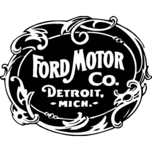 First Ford Motor Company Logo