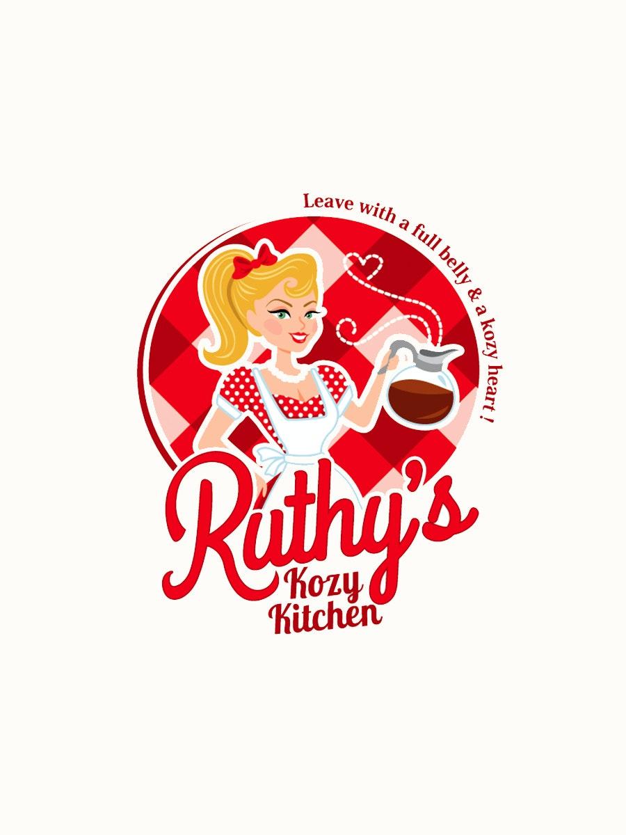 Vintage eatery logo
