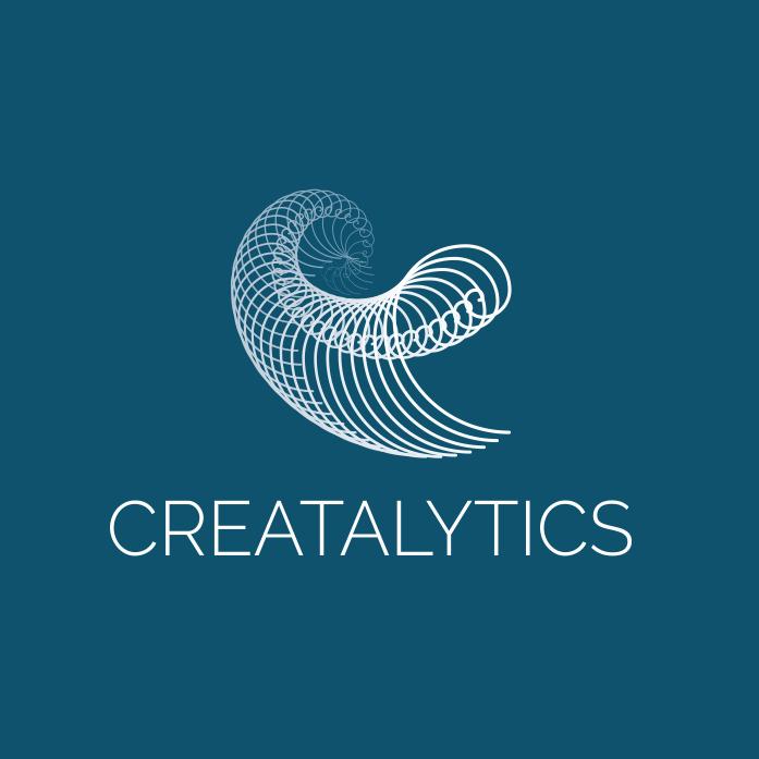 Abstract mark logo design