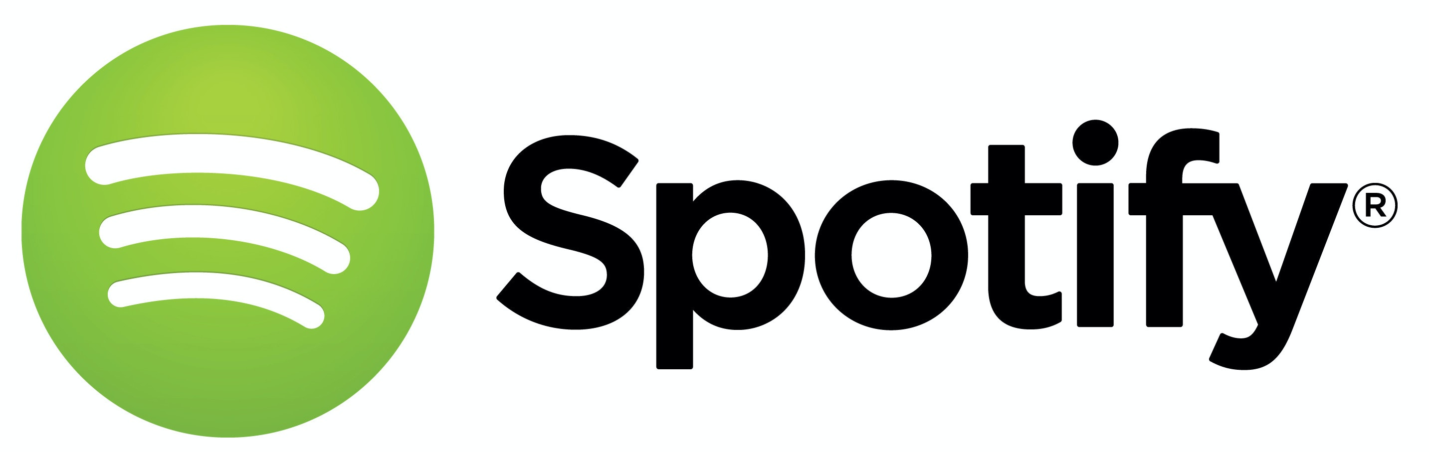 current Spotify logo