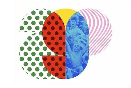 The Amsterdam Gay Pride logo