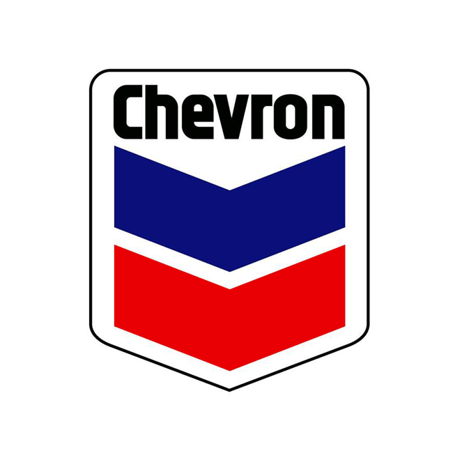 Chevron: old logo