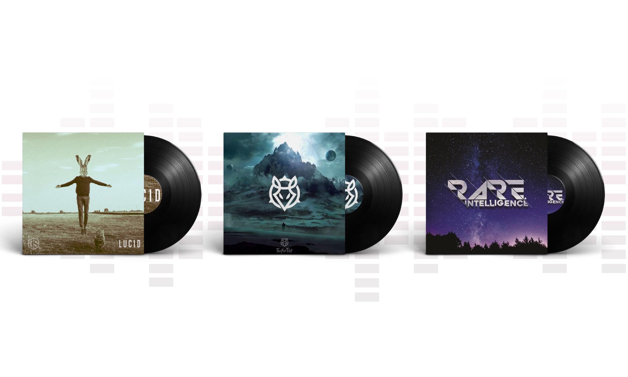 15 DJ logos that raise the roof