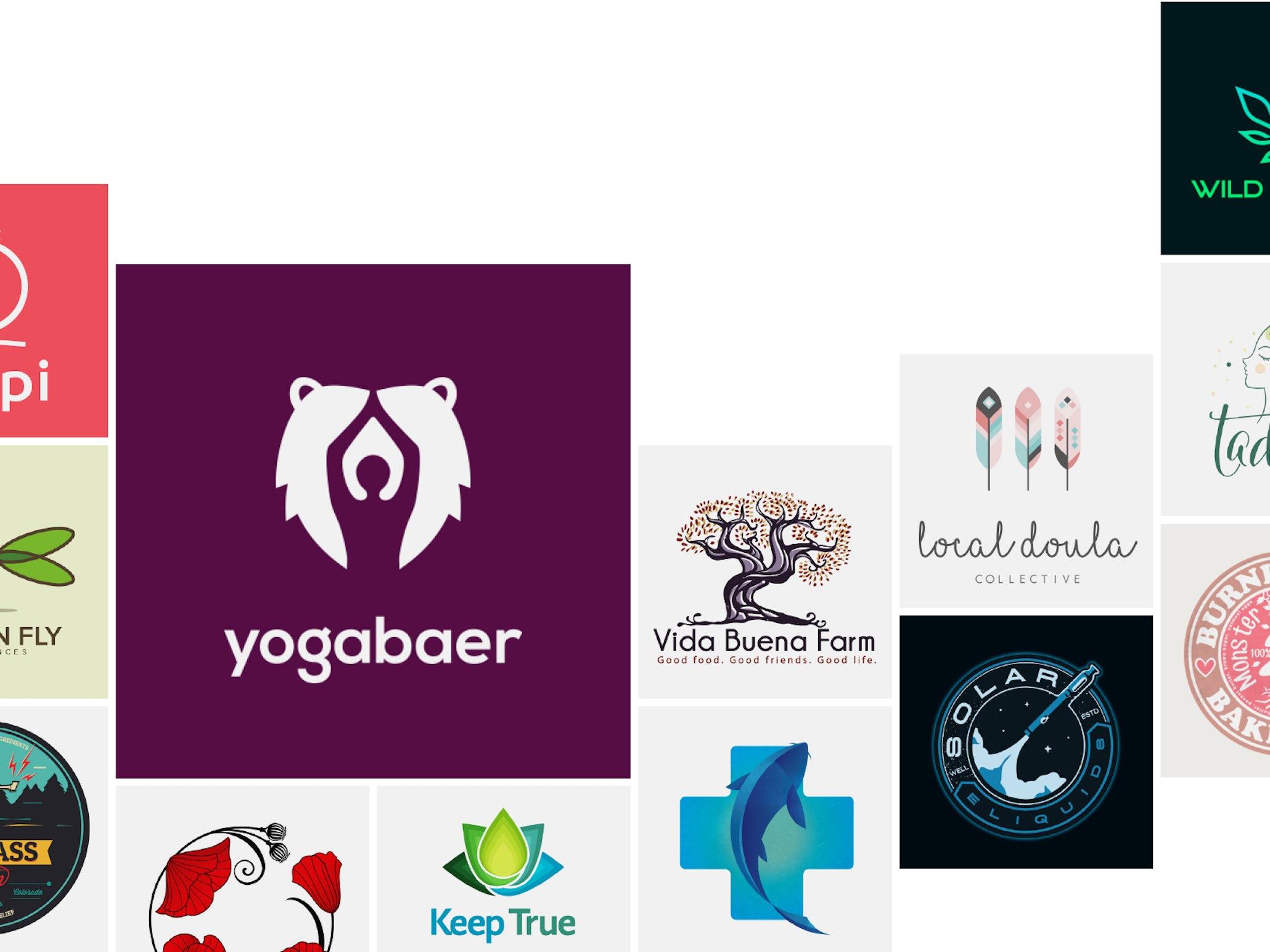 4f074fe29523 Health and wellness logo trends - 99designs