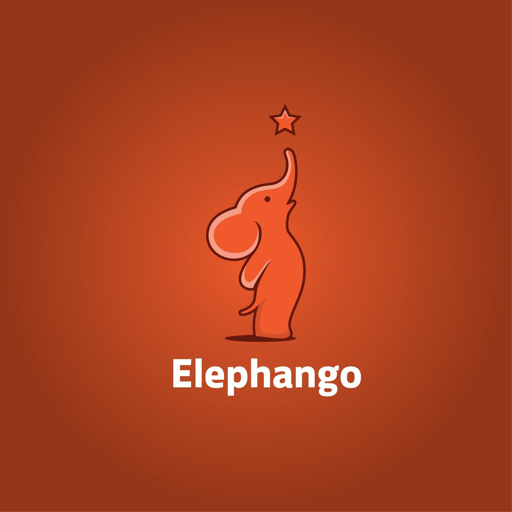Animal mascot logo design