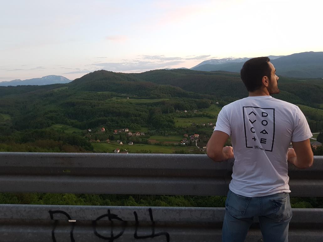 Milos Zdrale builds a promising career in minimalist branding