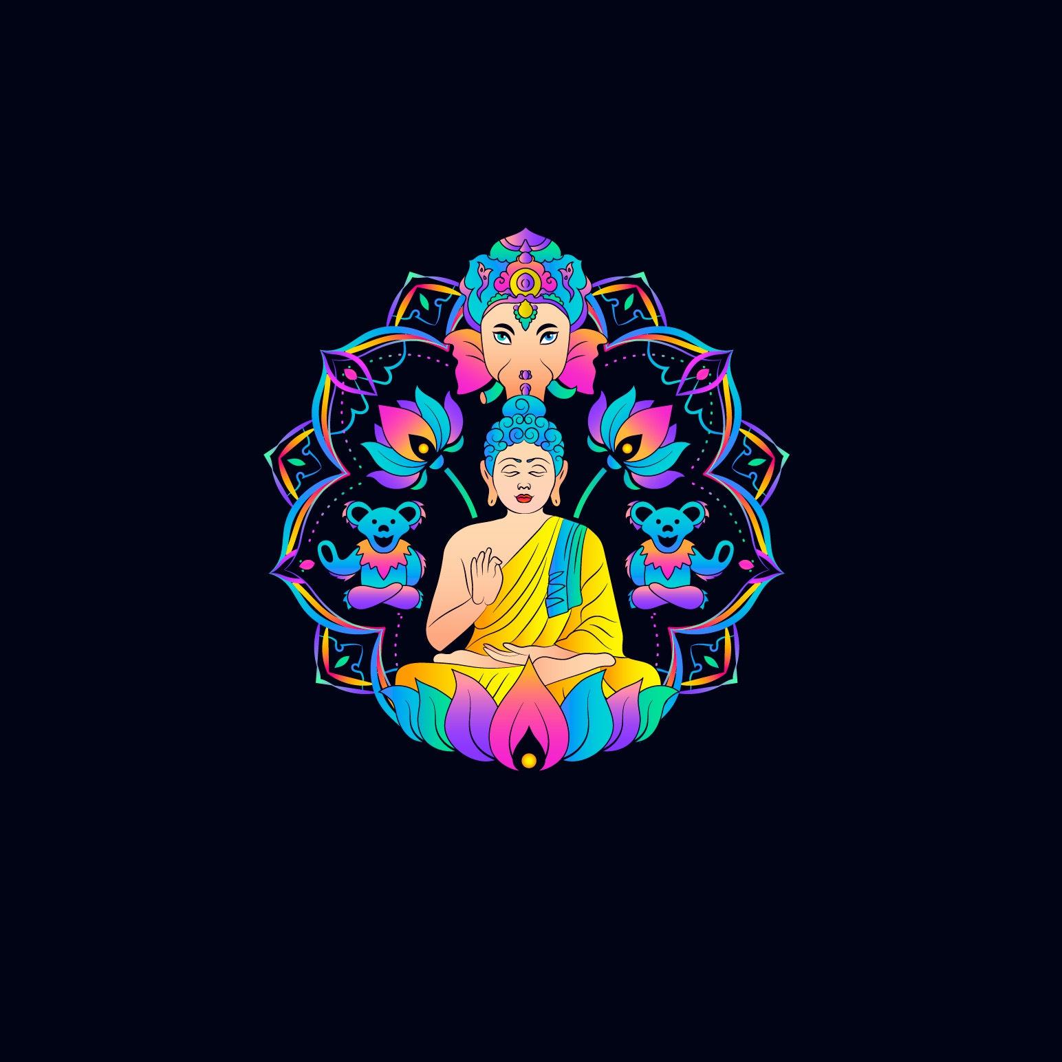 Psyhodelic logo