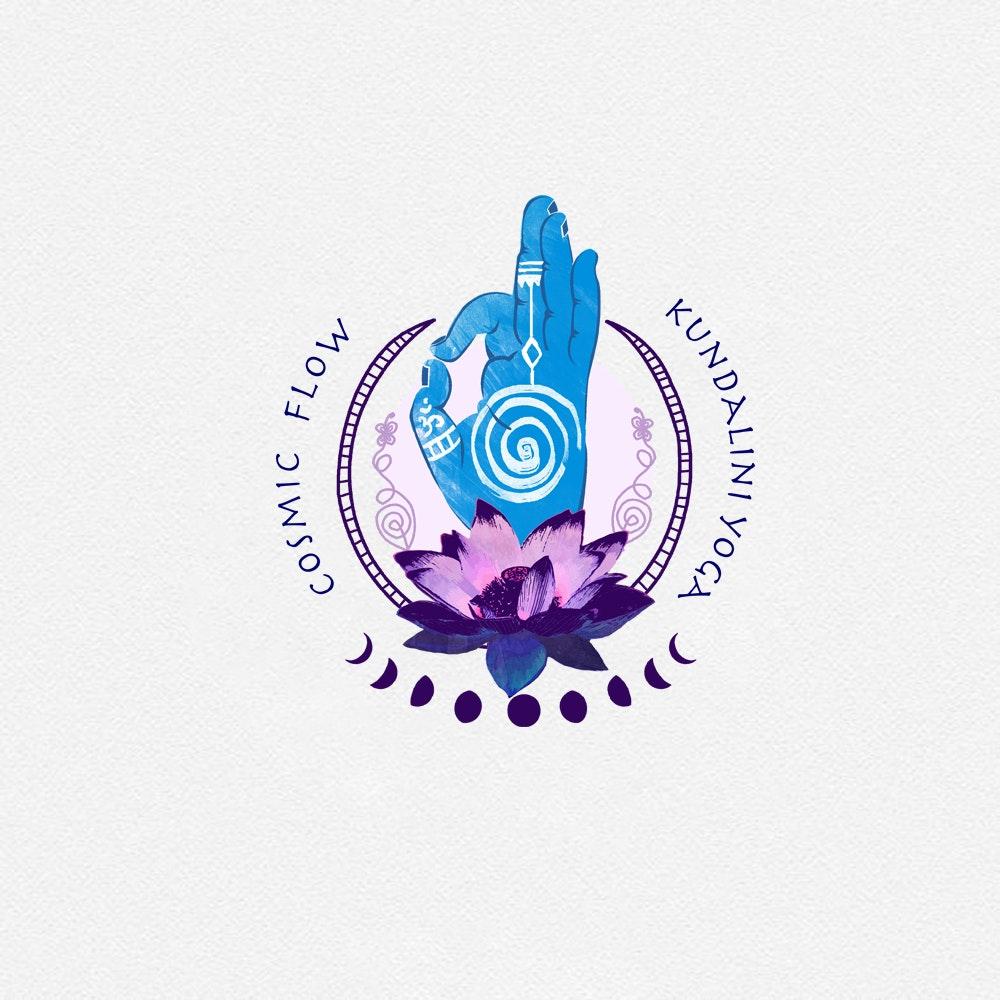 Cosmic Flow Kundalini Yoga logo