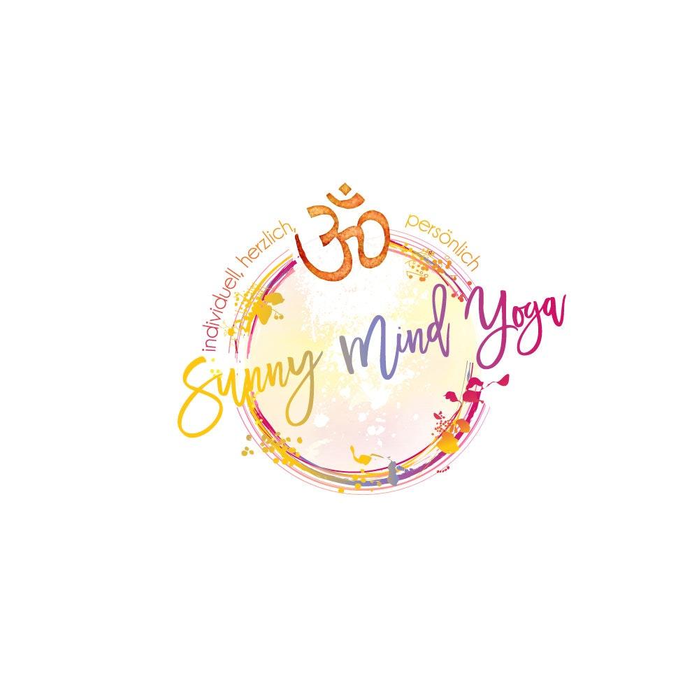 Sunny Mind Yoga logo