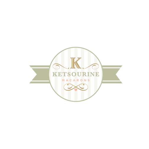 Classic Bakery logo: Ketsourine Macarons