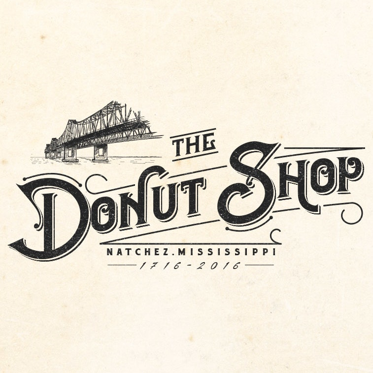 The Donut Shop Logo