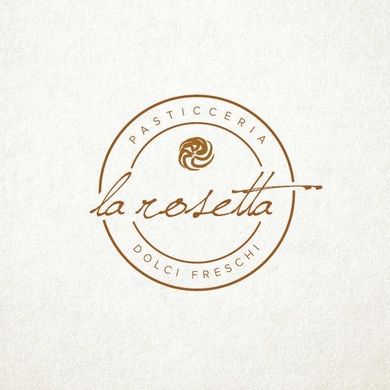 La Rosetta Logo Design By Bacterykey