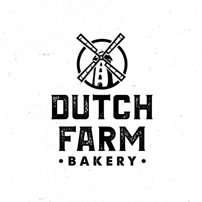 Dutch Farm Bakery Logo