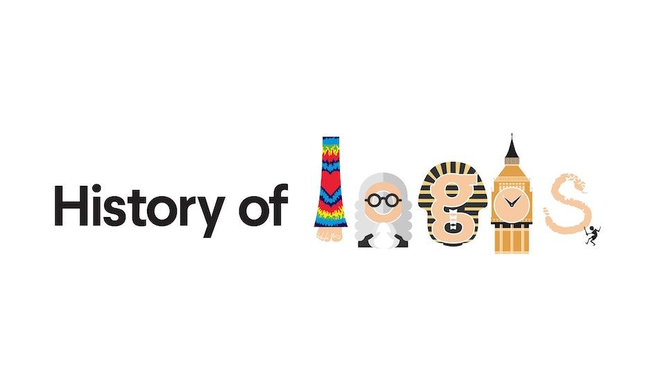 Logo Evolution Of 38 Famous Brands (2018 Updated ...