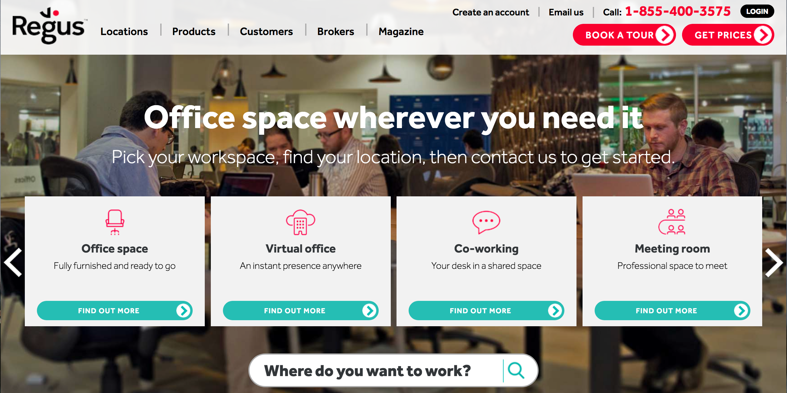 WeWork vs. Regus