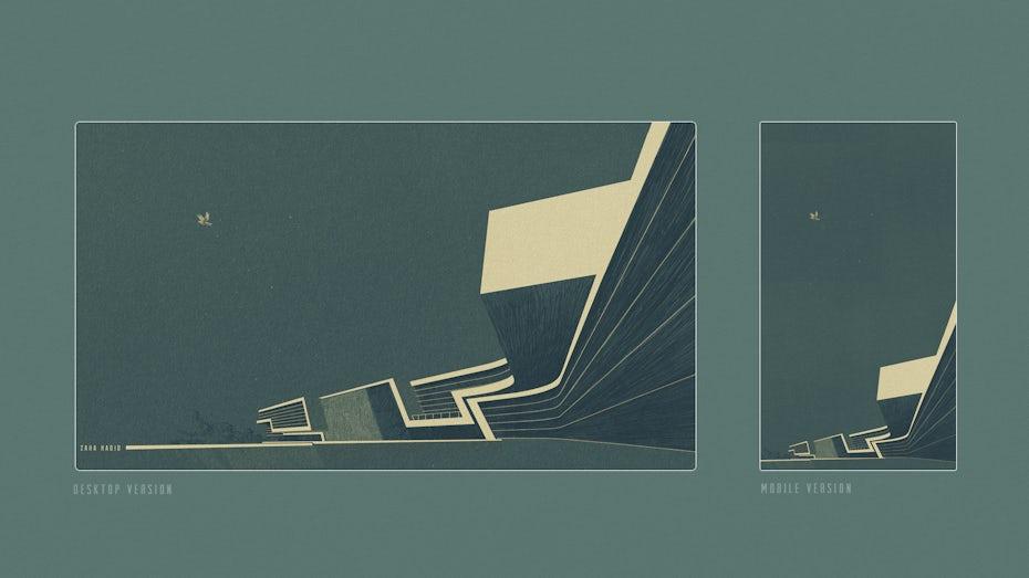 Die 6 Designelemente - 99designs