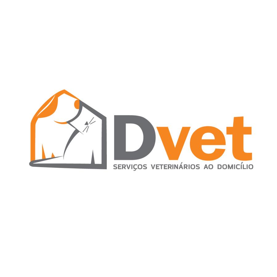 DVet logo design