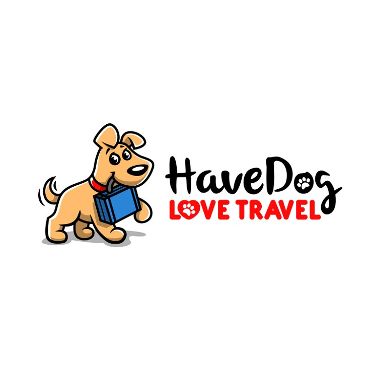 Have Dog Love Travel logo