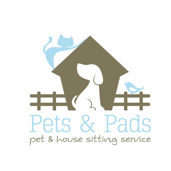 Pets and Pads logo