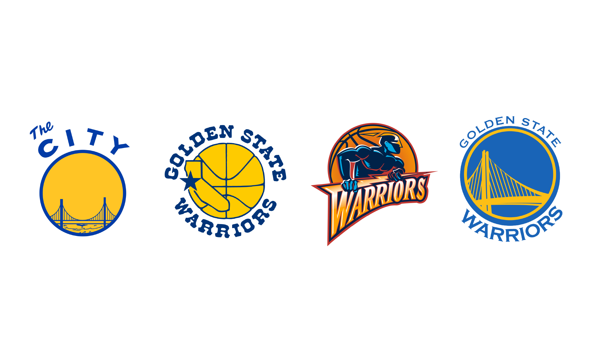 The Golden State Warriors how sports logos turn teams into