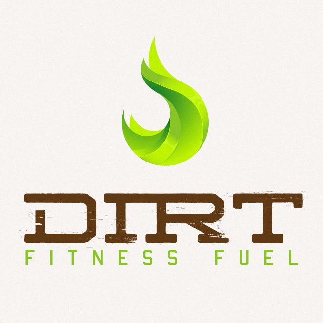 Dirt Logo By Cajva